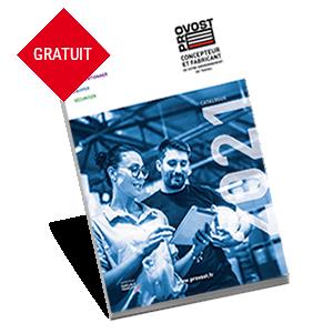 Catalogue Provost 2021 - solutions de stockage et manutention