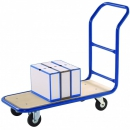 Chariot manutention bleu 250 kg PROVOST
