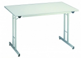 Table pliante plateau gris PROVOST