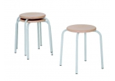 Tabouret empilable 4 pieds PROVOST