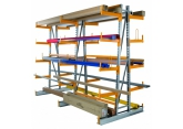 stockage cantilever manuel simple face PROVOST