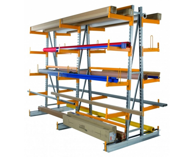 rayonnage cantilever manuel PROVOST