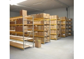 Rayonnage industriel cartons Prorack+ PROVOST