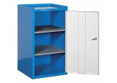 Armoire à outillage long 500 mm 2 tablettes PROVOST