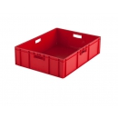 Bac gerbable rouge 800x600 mm PROVOST