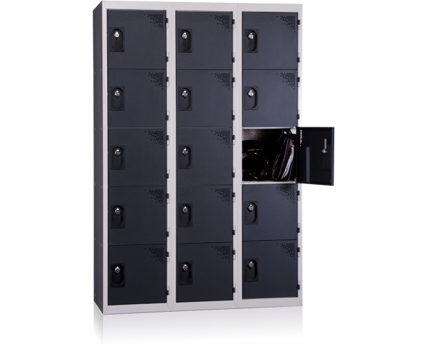 unique armoire casier m tallique ye24 humatraffin. Black Bedroom Furniture Sets. Home Design Ideas