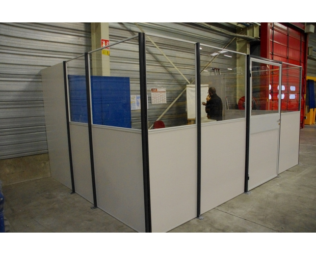 Cloison Modul steel PROVOST