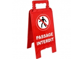 Passage interdit PROVOST