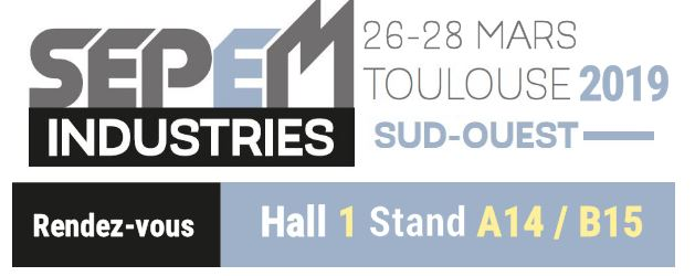 Salon SEPEM Toulouse 2019