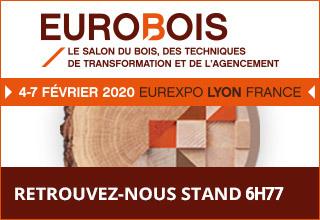 Salon Eurobois Lyon 2020