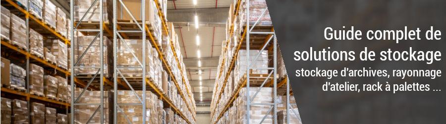 Guide d'achats de solutions de stockage