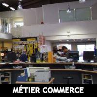 Métier commerce