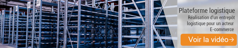 plateforme mezzanine logistique