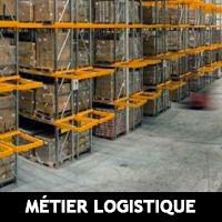 Métier logistique