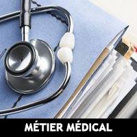 Métier médical