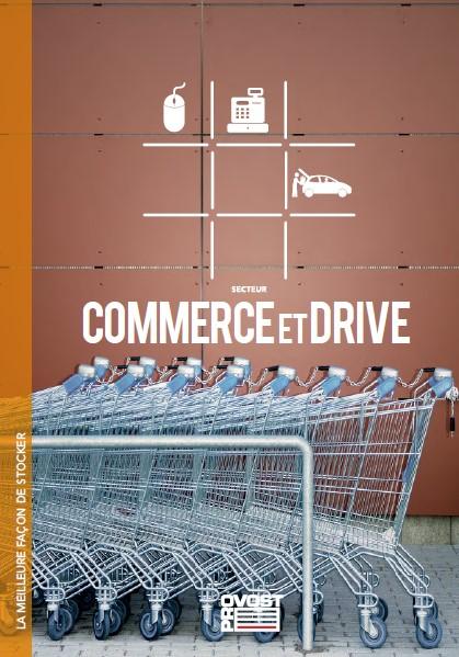 Documentation commerce et drive