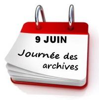 Journée des archives